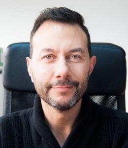 Javier Mesa, director de Luckyarn Europe S.L.